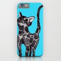 Giraffe Cat 2. iPhone 6 Slim Case