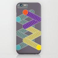 iPhone & iPod Case featuring Atom by Marcio Pontes