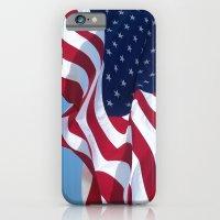 God Bless America iPhone 6 Slim Case