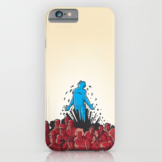 Wake Up iPhone & iPod Case