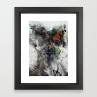 Framed Art Print featuring Another Memory by Archan Nair