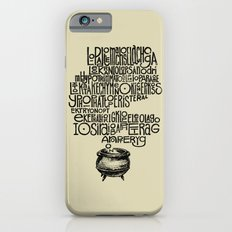 Something smells good! iPhone 6s Slim Case