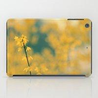 Forsythia iPad Case