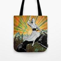 To Infinity And Beyond! Tote Bag