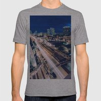 Tapestry Mens Fitted Tee Athletic Grey SMALL