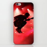 Nick Hexum Of 311 Jump iPhone & iPod Skin