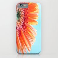 iPhone & iPod Case featuring Gerbera Daisy by Creativemind06