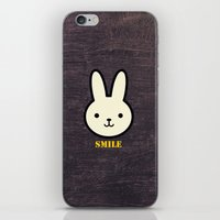 Smile iPhone & iPod Skin