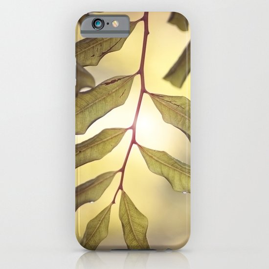 sun it rises iPhone & iPod Case