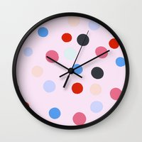 Fourteen  Wall Clock