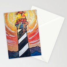 Lighthouse Funk 1 Stationery Cards