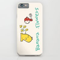 Banana Flowers iPhone 6 Slim Case