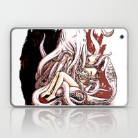 Cuthulhu Love Laptop & iPad Skin