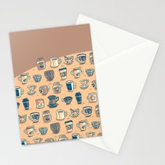 Coffee & Tea & Butts Stationery Cards