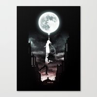 Dream Patrol Canvas Print