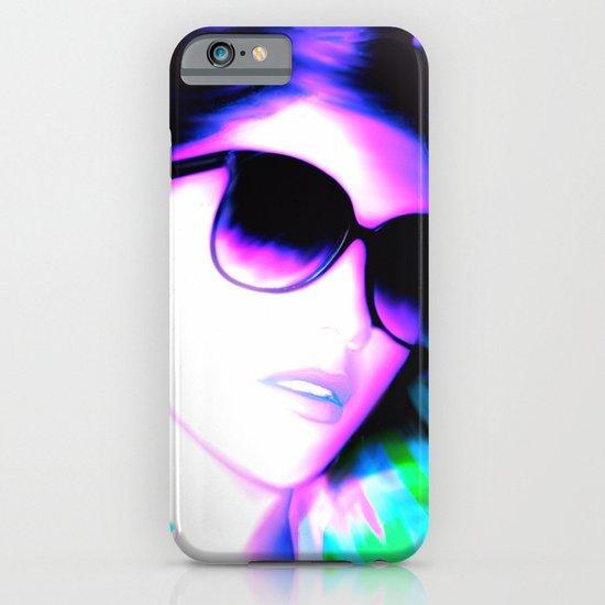 SUN GIRL iPhone & iPod Case