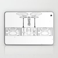 The Pioneer (CDJ Quick Connect Manual) Laptop & iPad Skin