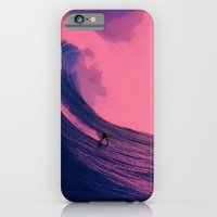 iPhone & iPod Case featuring Surfing  by The Squatcher