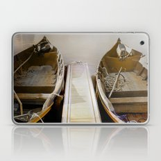 Side by Side- In the Shadows or in the Light! Laptop & iPad Skin