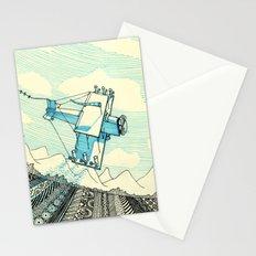 Biplane Stationery Cards