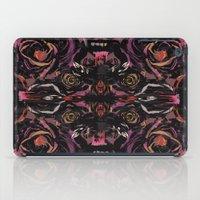 Urban flower iPad Case