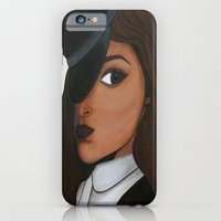 iPhone & iPod Case featuring Seduction by DBetty