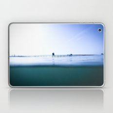 The Oceanside Pier Laptop & iPad Skin