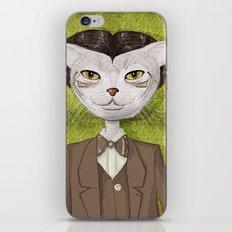 Mr. Jones iPhone & iPod Skin