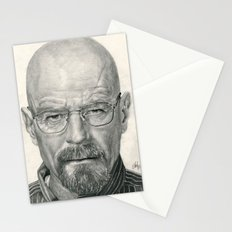 Bryan Cranston ~ Walter White ~ Breaking Bad Stationery Cards