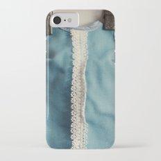 Doll Closet Series - Blue Dress iPhone 7 Slim Case