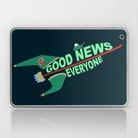Good News Everyone Laptop & iPad Skin