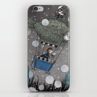 One Thousand and One Star iPhone & iPod Skin