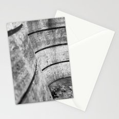 Leaving leaves Stationery Cards