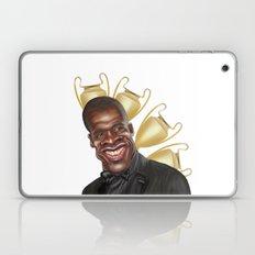 Clarence Seedorf Caricature Laptop & iPad Skin