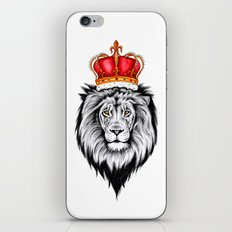Lion King iPhone & iPod Skin