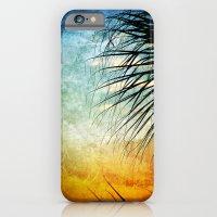 iPhone & iPod Case featuring Sunrise Paradise by Rendog1977