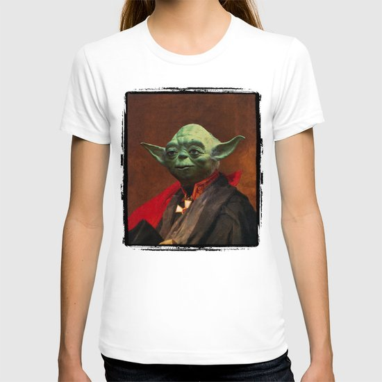Portrait of Master Yoda T-shirt