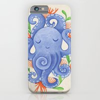 iPhone & iPod Case featuring Ladypus by Liz Urso