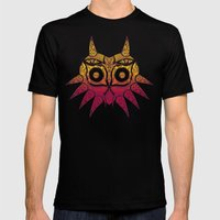 Majora Victoriana Mens Fitted Tee Black SMALL