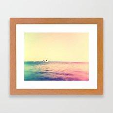 milos.island.greece Framed Art Print