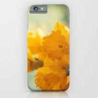 Daffodils iPhone 6 Slim Case