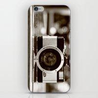 Capture iPhone & iPod Skin