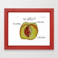 THE APERCOTT Framed Art Print