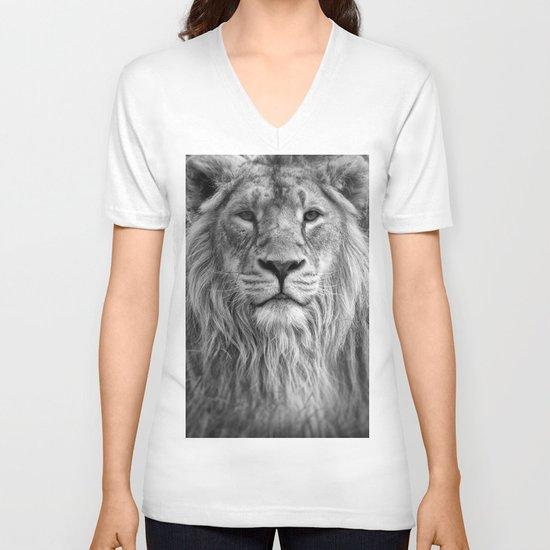 The King V-neck T-shirt