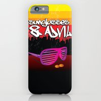 Sunglasses and Advil iPhone 6 Slim Case