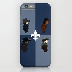 The Musketeers Slim Case iPhone 6s