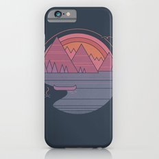 The Mountains are Calling Slim Case iPhone 6s