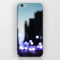 Big lights will inspire you iPhone & iPod Skin