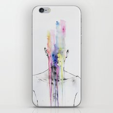All my art is on you but you still don't hear me iPhone & iPod Skin