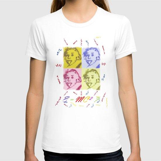 E=MC² ? T-shirt